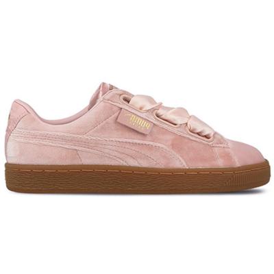 Puma Basket Heart Velvet Pink 366731-02