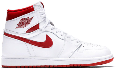 Jordan 1 Retro Metallic Red 2017 (GS) 575441-103