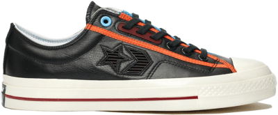 Converse Star Player Ox Black 167140C