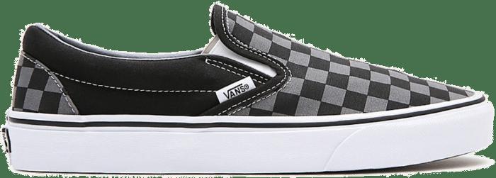 Vans Slip-On 'Black Pewter Checkerboard' Black VN000EYEBPJ