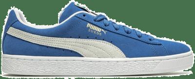 Puma Suede Classic+ sneakers voor Heren Blauw / Wit 352634_64