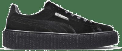 Puma Creeper Velvet Rihanna Fenty Black (W) 364466-01