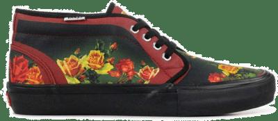 Vans Chukka Supreme Jean Paul Gaultier Burgundy VN0A49G2