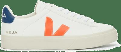 """Veja Campo Easy """"White & Orange"""" CP052195"""
