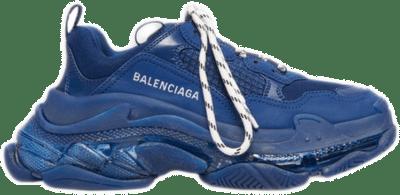 Balenciaga Triple S Navy (W) 544351 W2CE1 4107