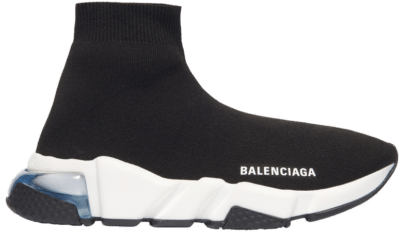 Balenciaga Speed Trainer Clearsole (W) 607543 W05GG 1010