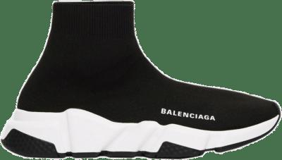 Balenciaga Speed Trainer White Black 2019 (W) 525712 W05G9 1000