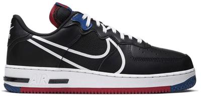 Nike Air Force 1 React Black  CT1020-001