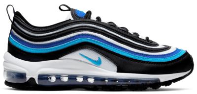 Nike Air Max 97 Black Hyper Blue Oracle Aqua (GS) 921522-019
