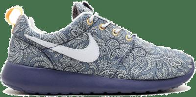 Nike Roshe Run Liberty Blue Recall (W) 654165-401