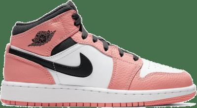 Jordan 1 Mid Pink 555112-603
