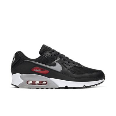 Nike Air Max 90 Black Red CW7481-002