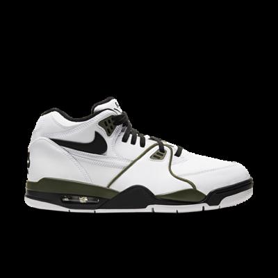 Nike Air Flight 89 White Black Olive CJ5390-101