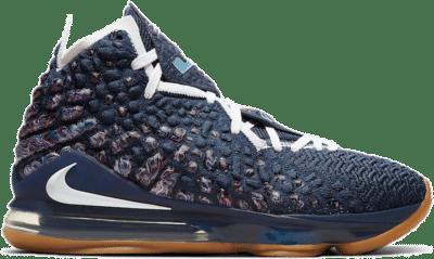 Nike LeBron 17 College Navy CD5056-400