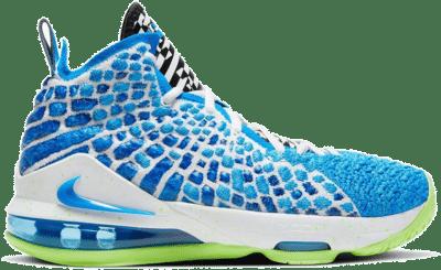 Nike Lebron 18 Low Blue BQ5594-434