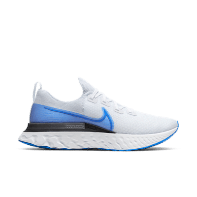Nike React Infinity Run Solid White Photo Blue CD4371-101