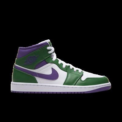 Jordan 1 Mid Green 554724-300