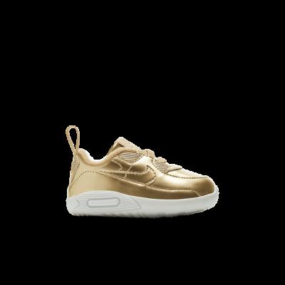 Nike Women's Air Max 90 'Metallic Gold' Metallic Gold/Club Gold/White/Metallic Gold CV2397-700
