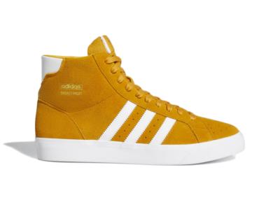 adidas Basket Profi Yellow FW3103