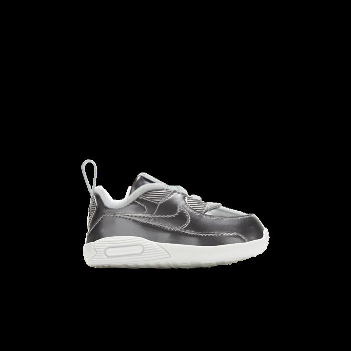 Nike Women's Air Max 90 'Metallic Chrome' Chrome/Pure Platinum/White/Chrome CV2397-001