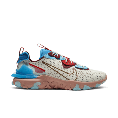 Nike React Vision 'Desert Oasis' Light Bone/Photo Blue/Team Red CD4373-001