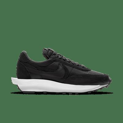 Nike x sacai 'LDV Waffle' Black/Black BV0073-002