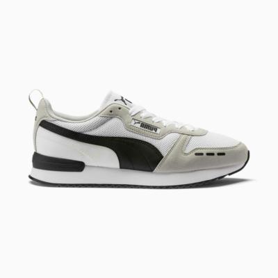 Puma R78 Runner sportschoenen Zwart / Grijs / Wit 373117_02