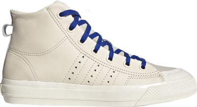 "Adidas X Pharrell Williams Nizza HI RF "" Ecru"" FX8010"