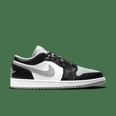 Jordan 1 Low Black 553558-039