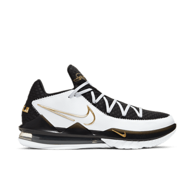 Nike LeBron 17 White CD5007-101