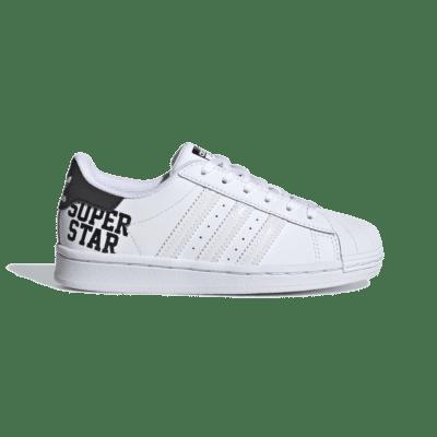 adidas Superstar Logo White FV3749