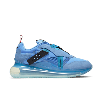 "Nike AIR MAX 720 OBJ SLIP ""UNIVERSITY BLUE"" DA4155-400"