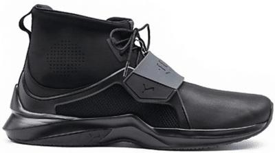 Puma Leather Hi Rihanna Fenty Black (W) 190398-01