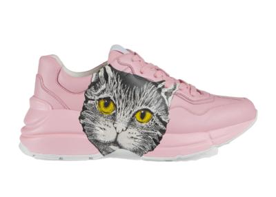 Gucci Rython Mystic Cat Pink (W) _583337 DRW00 5823