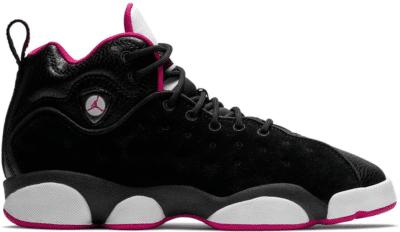 Jordan Jumpman Team 2 Black Rush Pink (GS) 820276-006