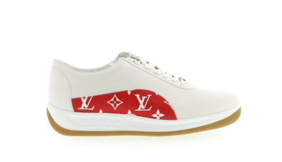 Louis Vuitton Sport Supreme White Monogram CL-0147
