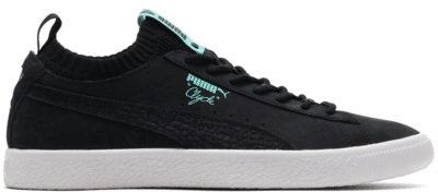 Puma Clyde Sock Lo Diamond Supply Co Black 365653-01