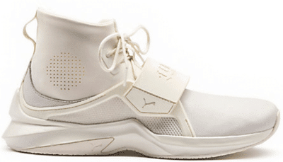 Puma Leather Hi Rihanna Fenty White (W) 190398-04