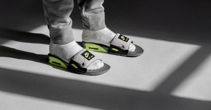 slippers Nike Air Max 90 slide