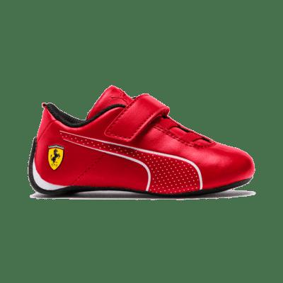 Puma Ferrari Future Cat Ultra sportschoenen Rood / Wit 306248_01