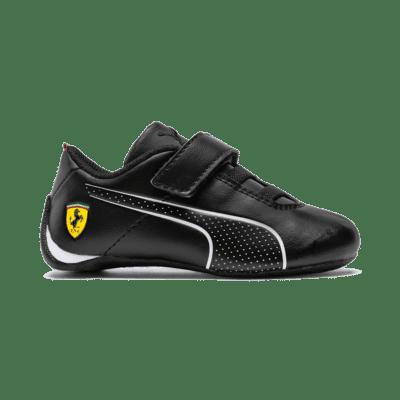 Puma Ferrari Future Cat Ultra sportschoenen Wit / Zwart 306248_02