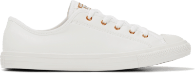 Converse Dainty Chuck Taylor All Star Low Top voor dames White 566432C