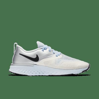 Nike Odyssey React 2 Flyknit Metallic Silver (W) AV2608-001