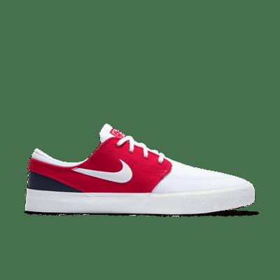 Nike SB Zoom Stefan Janoski Canvas RM Wit AR7718-105