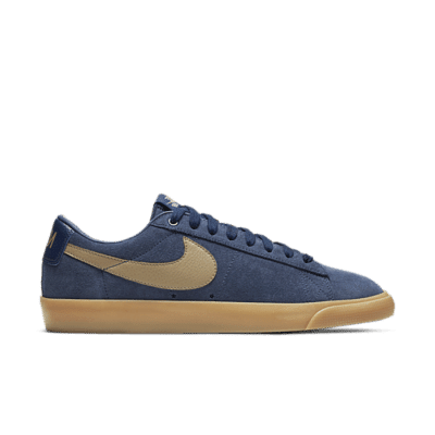 Nike SB Blazer Low GT Navy Gum 704939-403