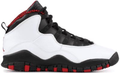 Jordan 10 Retro Chicago 2012 (GS) 310806-100
