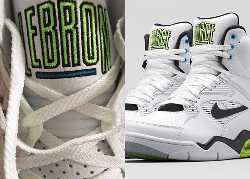 Gerucht: Nieuwe Nike LeBron 17 'Air Command Force'