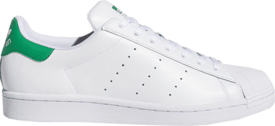 adidas Superstan White Green (W) FX4725