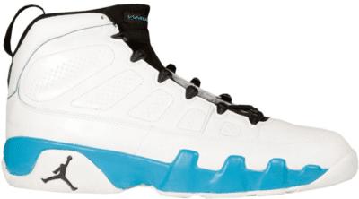 Jordan 9 OG Powder Blue (1993) 130182-101