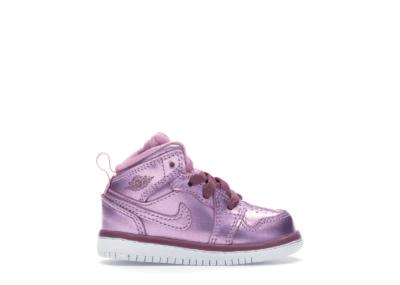 Jordan 1 Mid Pink Rise (TD) AV5172-640